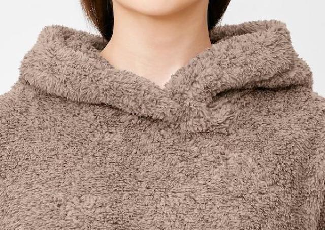 【GU】可愛すぎる「くまさんパジャマ」が今年も登場! ふわもこで暖かい。