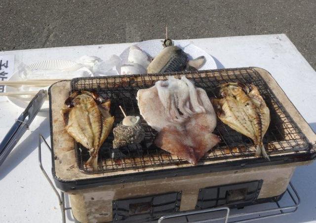 美味しい海の幸を堪能「熱海おさかなフェスティバル」