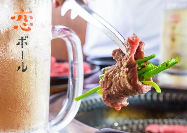 何杯飲んでもタダ! 焼肉「牛恋」のドリンク無料キャンペーン再び。急いでGO!