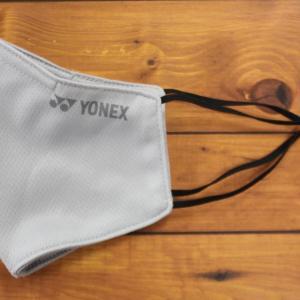 大人気!ヨネックスマスクの通気性、ムレってどうなの? 運動時に使用してみた。