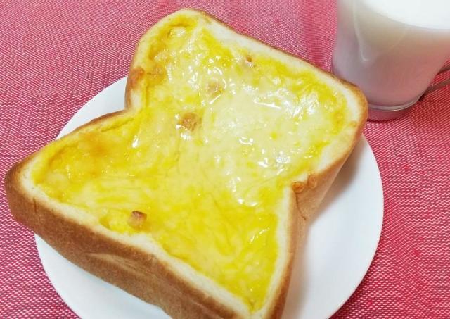 キスマイ横尾さんにまじ感謝! 簡単「クアトロフォルマッジ風トースト」が激ウマ。