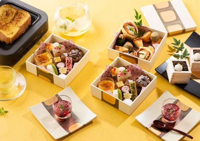 地元食材使用、「和」のアフタヌーンティーがリニューアル