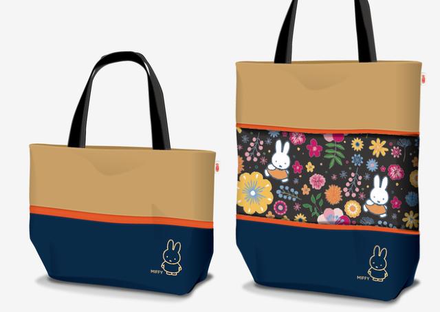 ミッフィーのバッグが必ずもらえるなんて! 11月からエースコック買うしか。