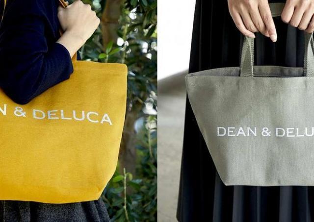 DEAN&DELUCA「チャリティートートバッグ」の色味可愛すぎ! 売上の一部は寄付。