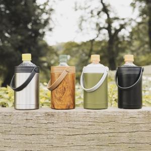 【ワークマン】500mlのペットボトルがそのまま入る! 「保温」ペットボトルホルダー、ゲットせねば。