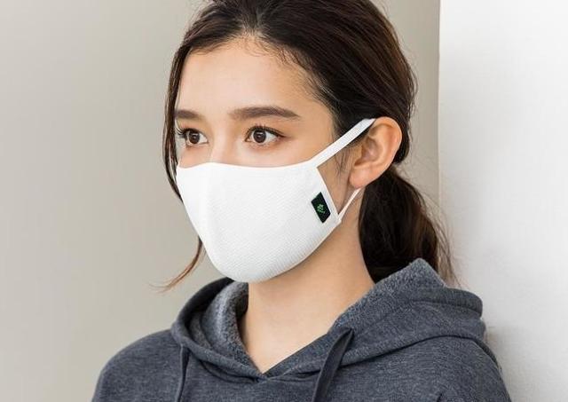 日本製の不織布フィルタ使用! イオンの新「マスク」高機能でよさげ。