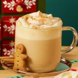 【スタバ】「ジンジャーブレッド ラテ」今年も飲まなきゃ! 「冬の楽しみ」「大好き」