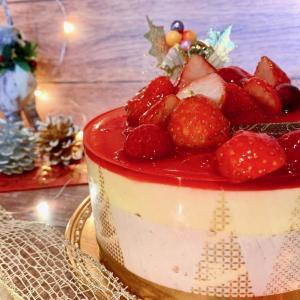 【実食レポ】宝石箱のような美しさ! シャトレーゼの「Xmasケーキ」食べてみた。
