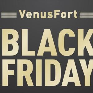 最大80%オフ!ヴィーナスフォートが約50店参加の「BLACK FRIDAYセール」