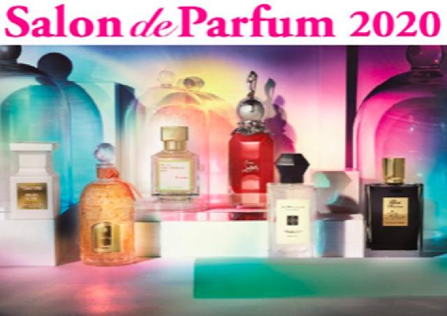 もっと優雅に魅力的に!多彩な香りがそろう「サロン・ド・パルファン」