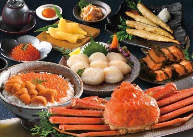 北海道のおいしいが特別価格で大放出! 高島屋オンラインで応援セールやるよ~。
