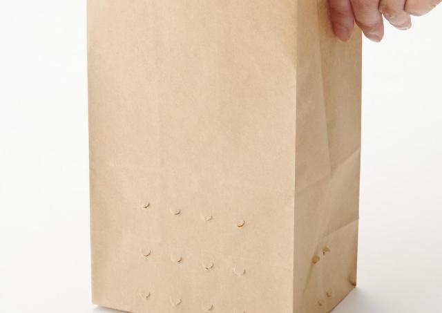 【無印】キッチンで大活躍!自立する水切り袋、めちゃくちゃ便利では?
