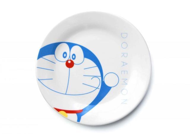 先着1万人に「ドラえもん皿」プレゼント!「ほっともっと」のウェブ予約17日から始まるよ~。