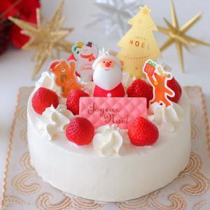 本格的なのに10分で作れる!「クリスマスケーキキット」を抽選で1000人にプレゼント