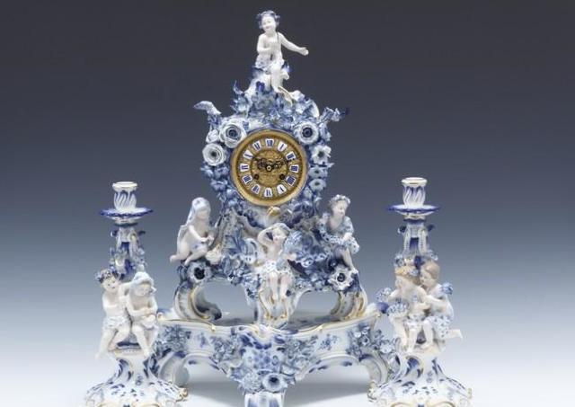 300年の歴史に培われた絢爛豪華な磁器の世界を堪能