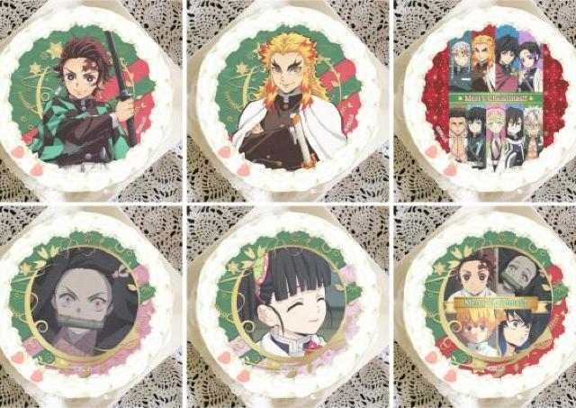 【鬼滅の刃】全33種のプリントケーキは激アツ!推しキャラ買うしか。