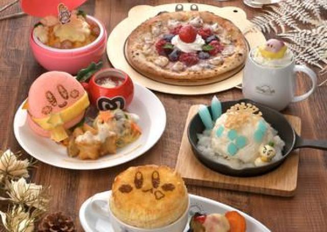 かわいいメニュー多数!冬の「カービィカフェ」 東京スカイツリータウンソラマチ