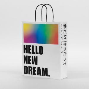 【嵐】特別デザインショッピングバッグがもらえる!事前抽選に応募しなきゃ。