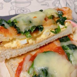 コメダの人気ピザトーストを10分で再現!SNSで話題のお手軽レシピを作ってみた。