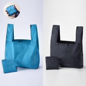 タリーズのエコバッグがシンプル&コンパクト!使わないときは手のひらサイズに