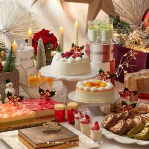 好きなものを好きなだけ!ブッフェでクリスマスを満喫