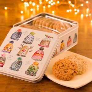 カルディのクッキー缶可愛すぎて...オンラインは完売、見つけたら即カゴへ!