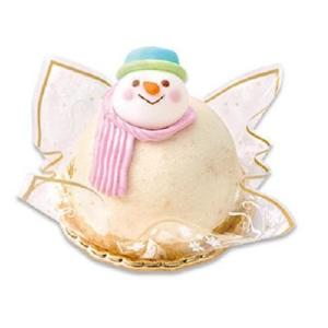 Snow Manメンバーも「かわいすぎて食べられない」不二家の「雪だるまケーキ」完成度高すぎ!