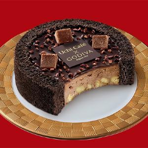 【ローソン】GODIVA監修のアイスロールケーキが復活!食べるしかないよね。