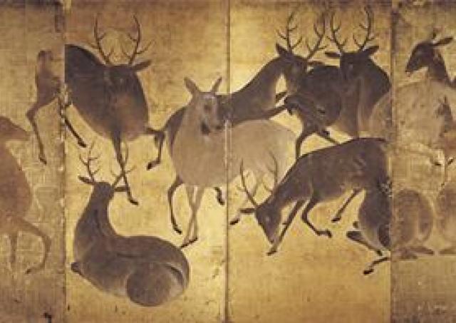 奈良国立博物館で「おん祭りと春日信仰の美術 ~特集 神鹿の造形~」開催