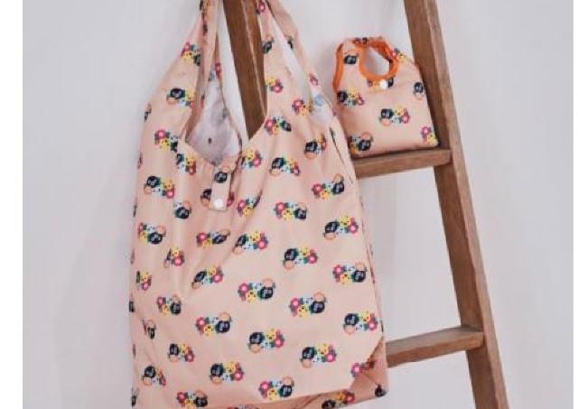 好評だったSuicaペンギンの可愛い「エコバッグ」に新色!これは買うしか。