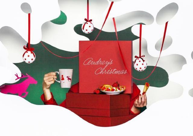 【いちごスイーツ】完売の「オードリー」クリスマスBOX再販&新作出るよ!レッツスタンバイ。