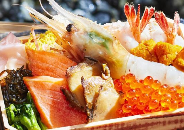 道産いくらや十勝和牛弁当、ルタオのスイーツ...神戸阪急「冬の北海道物産大会」