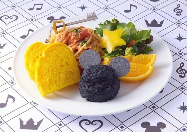 梅田ロフトに「キングダム ハーツ」の世界観に浸れるスペシャルカフェ