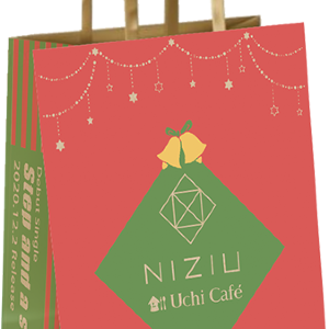 【ローソン】対象スイーツを買うと可愛い「NiziU」のオリジナルショッパーがもらえるよ〜。