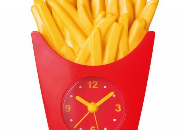 「マック福袋2021」は抽選で!「タラッタッタッター♪」のポテト時計も入ってるよ。