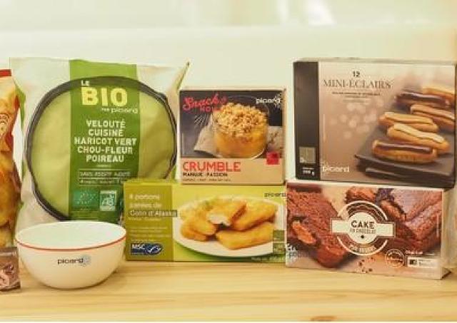 ピカールの冷凍食品福袋は実質2000円以上お得!ギフトカードもあるよ。