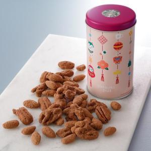 【スタバ】パケ買い必至!縁起物イラスト缶入りのお菓子が可愛すぎる。