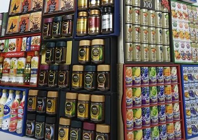松坂屋上野が13日間の食品セール!ギフトセット箱売りもあるよ~。