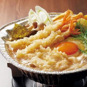 【和食さと】テイクアウトに「鍋焼きうどん」新登場!便利な一人鍋だよ。
