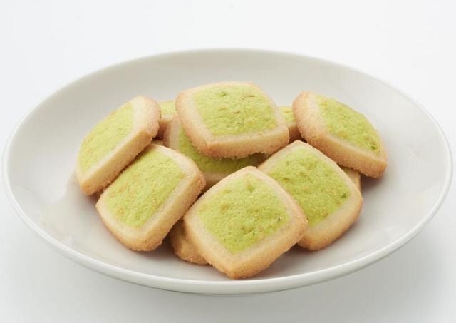 【無印良品】「ピスタチオ好きには堪らん!!!」190円クッキーがめちゃうま。