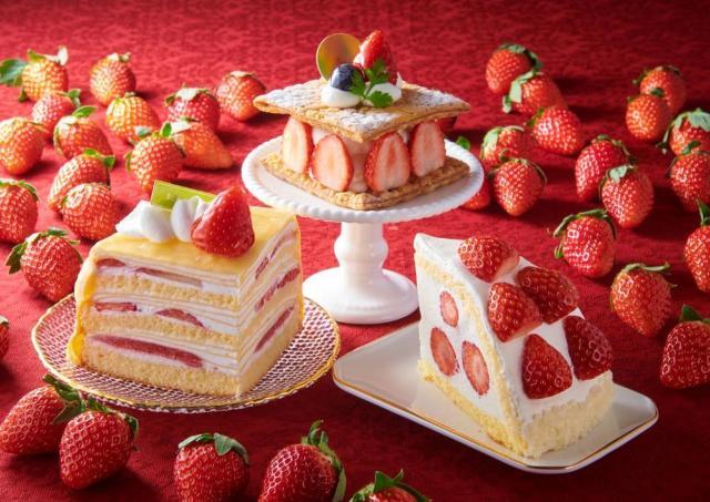 【朗報】シャトレーゼで「イチゴ祭り」!スイーツもアイスも絶対おいしいやつ。
