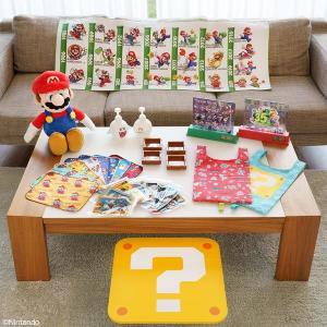 ハテナブロックのテーブルだと!?マリオの一番くじ、散財不可避だわ。