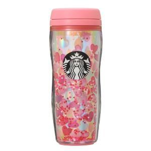 【スタバ】ピンクのハートが超可愛い!バレンタイングッズ急いでゲットしなきゃ。