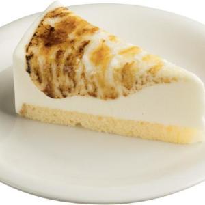 スシロー、180円の本格「レアチーズケーキ」を世に放つ。期間限定!