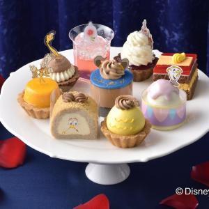 アリエルに美女と野獣!コージーコーナーの「ディズニーケーキ」、可愛いが過ぎる。