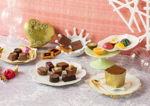 ゴディバ、セバスチャン・ブイエ、銀のぶどう...有名店のチョコがセブンで買える!!