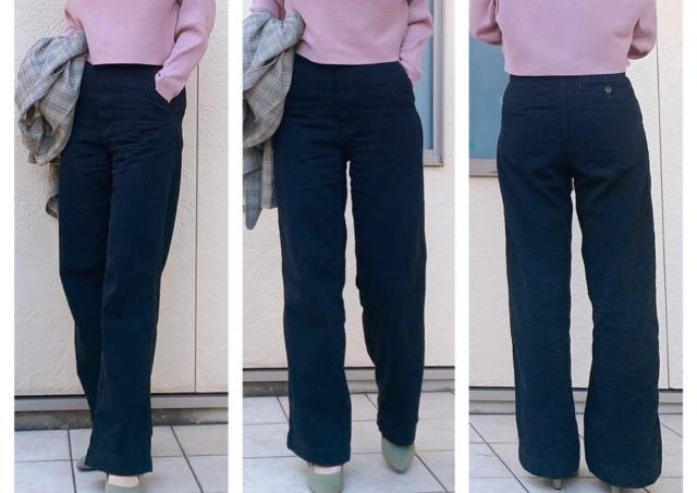 「足長効果」すごすぎ!記者が即決で買った「ユニクロU」のジーンズ。