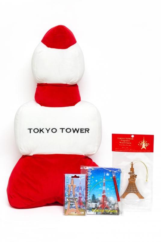 お得な「東京タワー爆睡セット」がオンラインに登場中!33セット限定だよ。