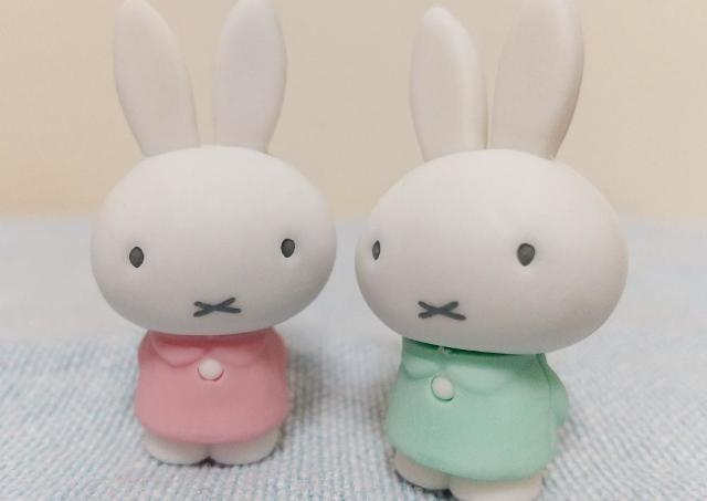 【キャンドゥ】激カワミッフィーグッズを発見!2個で100円はお得。