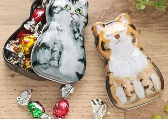 【カルディ】ネコ缶が激カワ!パケ買い必至の3商品